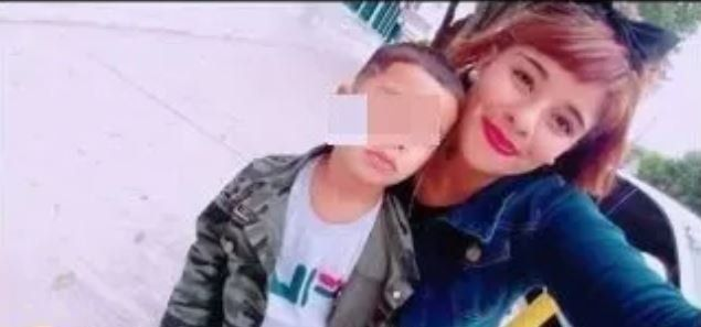 Matan a puñaladas a una joven frente a su hijo y por el crimen buscan al novio