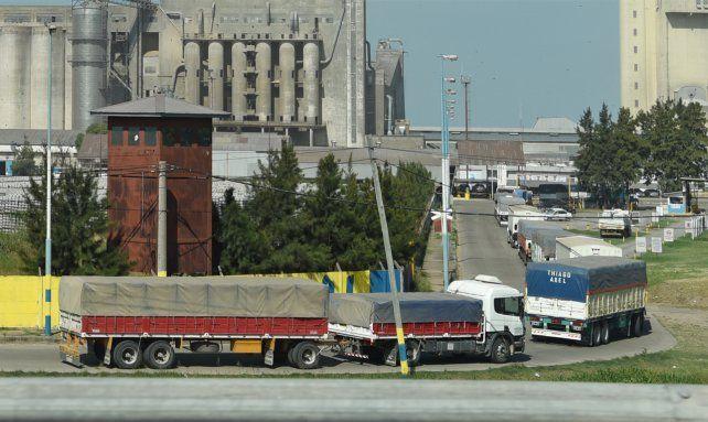 Cortes de transportistas: preocupación por el impacto negativo en la comercialización de granos