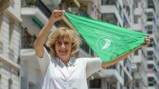 Silvia Augsburger es militante histórica de la Campaña Nacional por el Derecho al Aborto Legal, Seguro y Gratuito, e integró las comisiones redactoras de los proyectos presentados en ocho oportunidades en el Congreso Nacional.