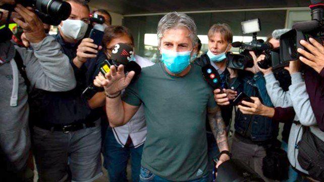 Jorge Messi fue inflexible en la reunión con Barcelona: Mi hijo no se queda
