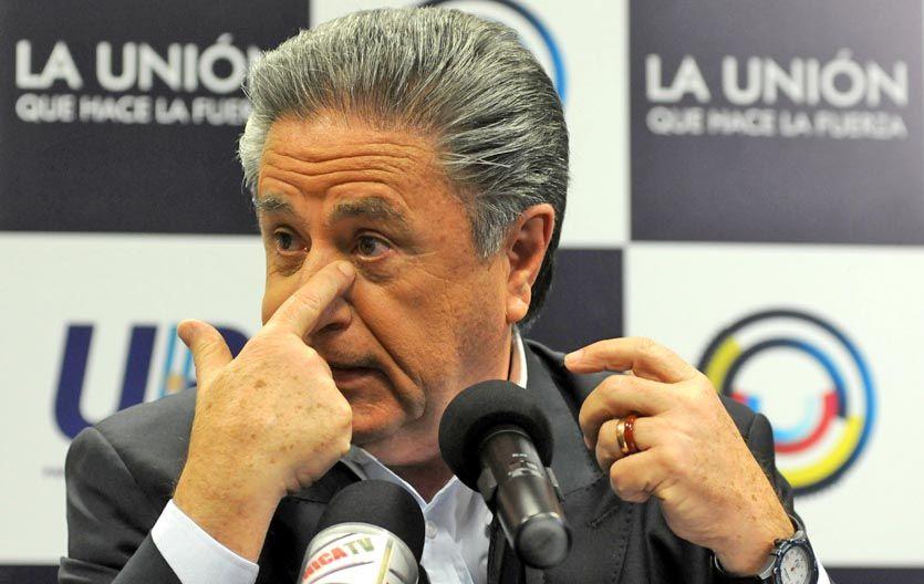 """Advertencia. """"No hay elecciones de dirigentes dentro del peronismo"""""""