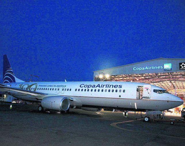 Nuevo hangar de Copa Airlines
