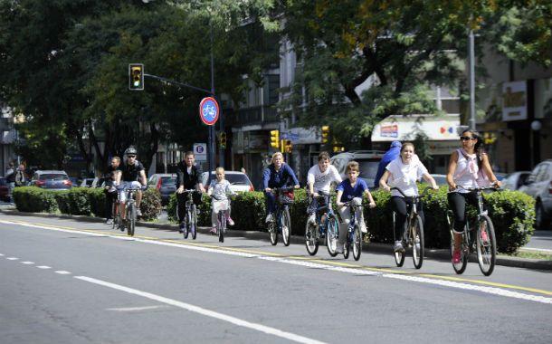 Rosario cuenta con 100 kilómetros de bicisendas y ahora sumará rodados públicos para fomentar este transporte.