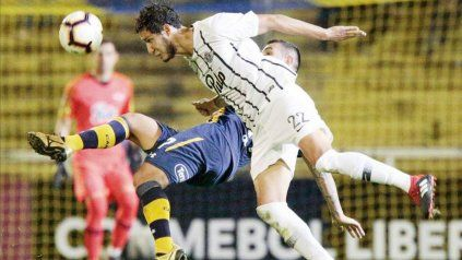 La llegada del defensor Canale será en condición de préstamo, sin cargo, por los próximos seis meses.