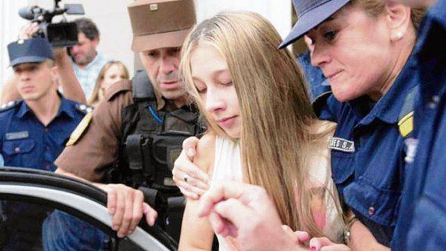 El final. La joven de 19 años fue sentenciada a prisión perpetua.