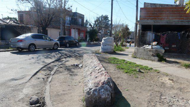 Sebastián V. fue baleado en la esquina de Bielsa y Barra