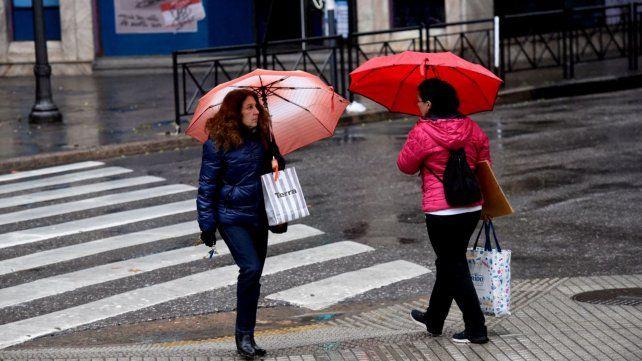 Renuevan el alerta meteorológico por tormentas fuertes