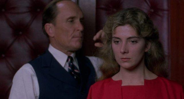 Robert Duvall y Natasha Richardson como el Comandante y Kate en la versión de 1990.
