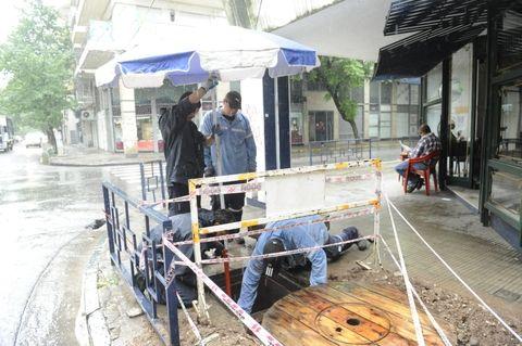 Los trabajos dependen de las condiciones climáticas. (Foto archivo: S.S.Meccia)