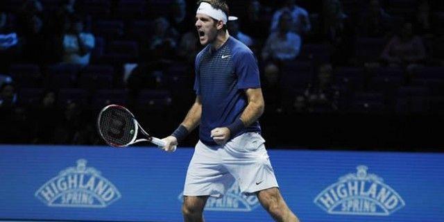 Juan Martín Del Potro, por todo...[o sin nada] ante Roger Federer
