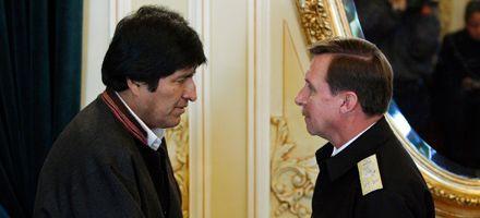Bolivia: Morales designó a un militar como gobernador en la región rebelde de Pando