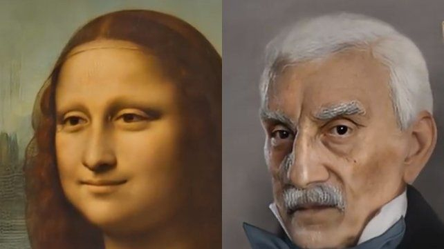 La nueva moda de devolver a la vida a personajes históricos solamente con una foto