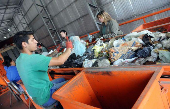 Pionera. La planta de compostaje comenzó a funcionar en 2006.