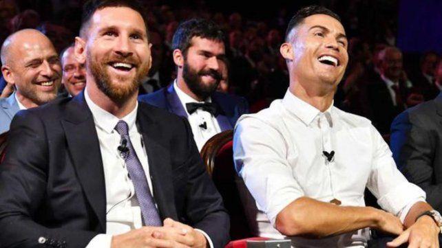 Messi y Cristiano Ronaldo se cruzarán en la próxima Liga de Campeones