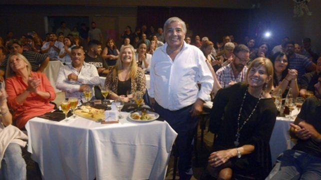 Homenaje a Oscar Barrionuevo