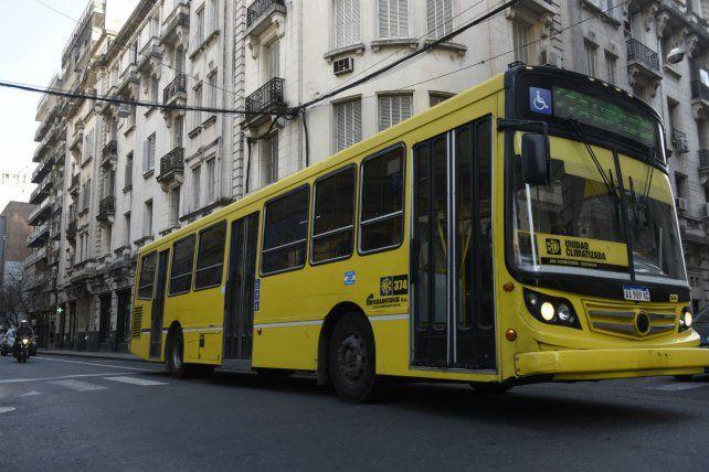 Cuatro choferes son del transporte urbano y el restante del interurbano.