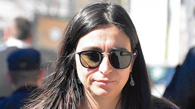 Acusadora. La fiscal Georgina Pairola acordó con la defensa de Medrano.