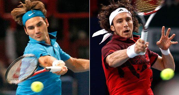 Mónaco perdió con Federer y se quedó afuera del Masters de París