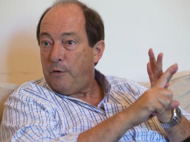 Optimista. Sanz rechazó que su precandidatura presidencial sea testimonial.