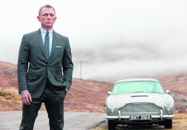 ¿Daniel Craig se cortará las venas por Bond?