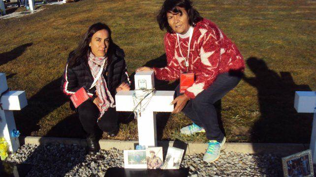 Malvinas: La lucha de dos mujeres por mantener viva la memoria de los caídos