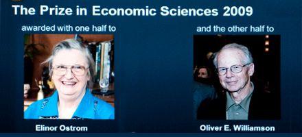Por primera vez le dieron el premio Nobel de Economía a una mujer