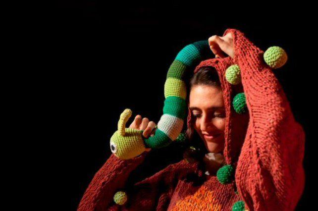 Laura Carassai desarrolló una intensa actividad en la escena teatral de Rosario.