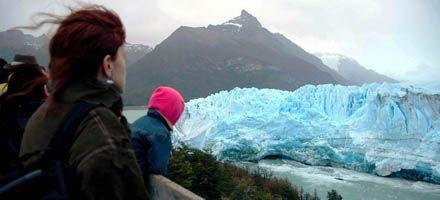 El glaciar Perito Moreno ahora podría colapsar entre miércoles y jueves