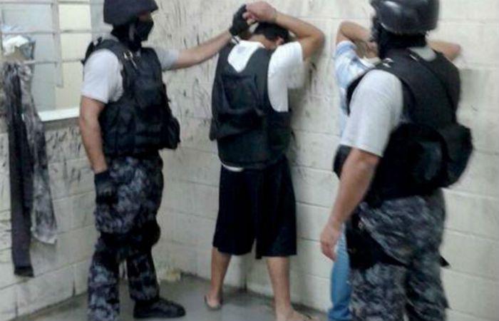 Los detenidos permanecerán en los penales del sur.