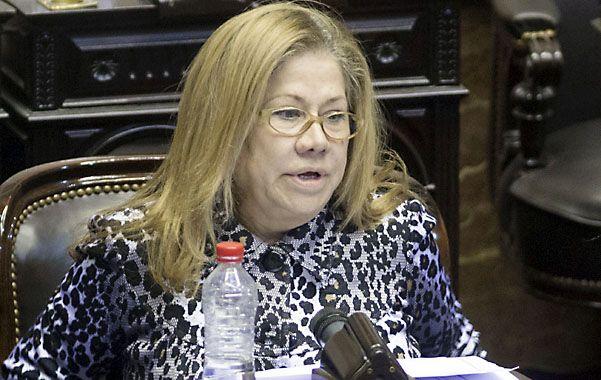 Camaño reclamó que se constituya la comisión bicameral de seguridad.