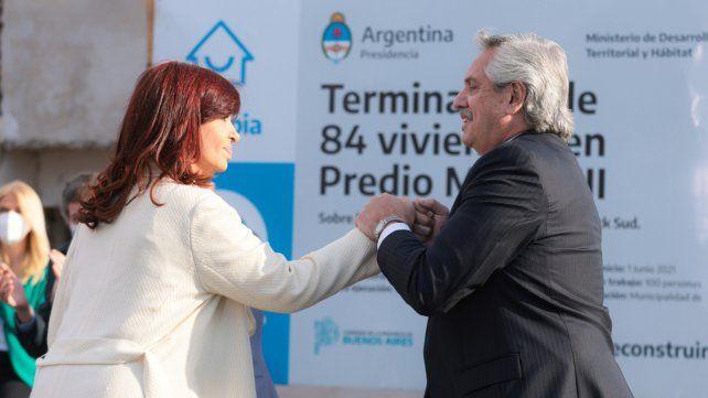 Fernández: Si encuentran una medida en perjuicio del pueblo, díganmelo