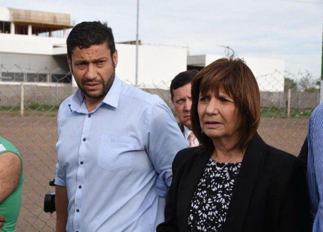 HALCONES. El diputado provincial Gabriel Chumpitaz es uno de los armadores de la candidatura presidencial de Patricia Bullrich.