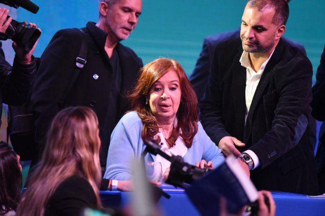 Cristina vuelve en La Plata a las presentaciones de Sinceramente