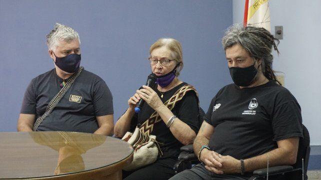 Tanto los fiscales como la familia de Florencia Gómez imploraron a quienes puedan aportar datos sobre lo ocurrido que los acerquen a quienes llevan adelante la investigación para dar con el responsable del femicidio ocurrido el 12 de octubre de 2020.