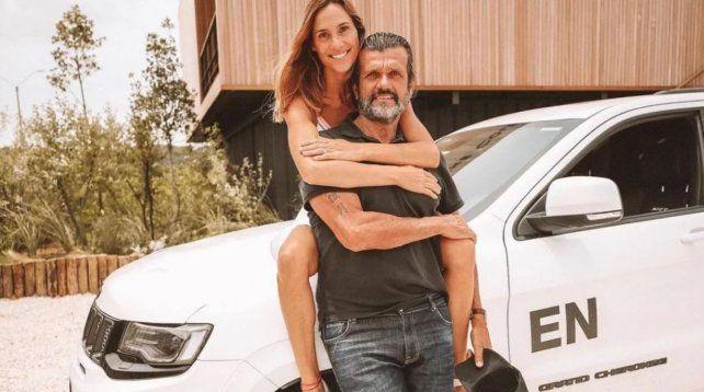 El empresario y su mujer