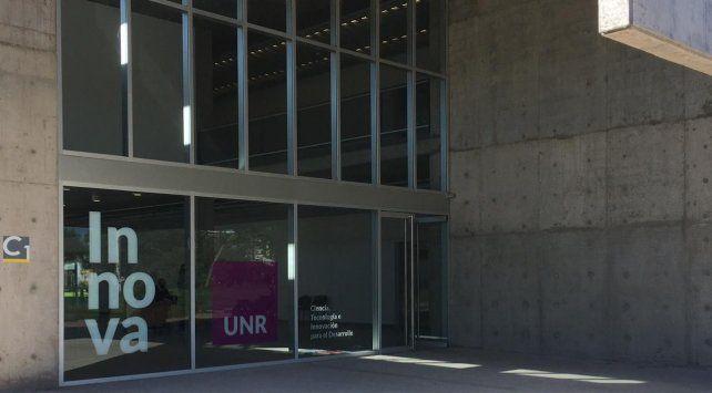 El edificio UNR Innova, donde funcionará la incubadora.