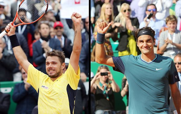 Las dos principales raquetas del tenis suizo protagonizarán así la primera final helvética desde que Marc Rosset