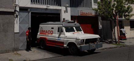 Un custodio resultó herido de manera accidental por un compañero