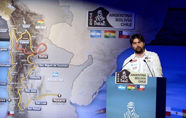 En París se develaron los detalles del Rally Dakar 2014