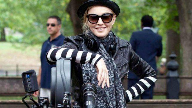 Madonna ya se puso detrás de las cámaras en dos oportunidades