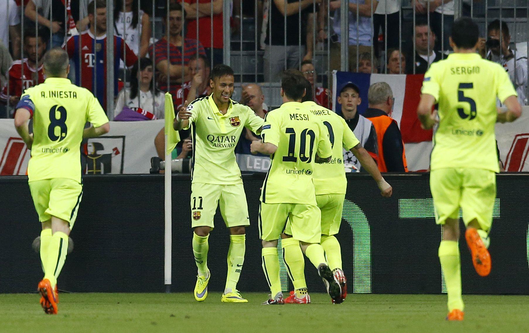 Barcelona jugará su cuarta final de Champions en los últimos diez años.
