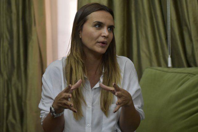 Fuerte cruce entre Amalia Granata y el titular de los docentes privados rosarinos por el cierre de escuelas en el Amba