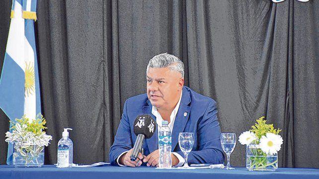 Chiqui for ever. Claudio Tapia tendrá el poder en la AFA hasta 2025