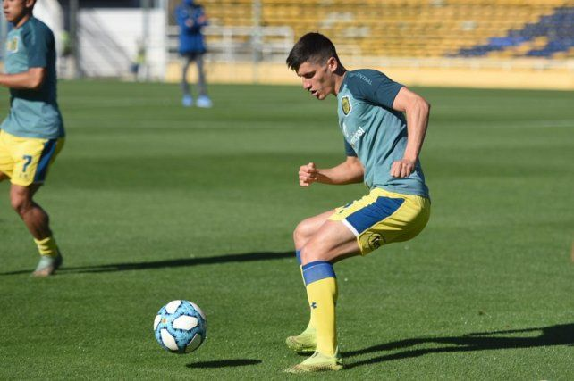 Francesco Lo Celso tendrá la chance de mostrarse en este nuevo Central desde el vamos.