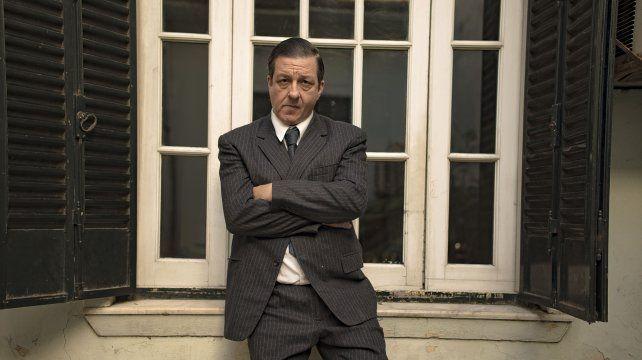 """El actor Gustabo Guirado protagoniza uno de los capítulos de """"Episodios criminales"""", sobre impactantes hechos policiales ocurridos en la provincia."""