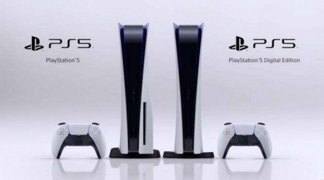 La PlayStation 5 que presentó Sony y que llegará al país el 19 de noviembre.