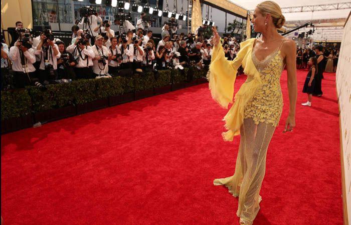 La modelo Heidi Klum