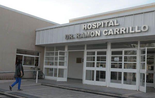 Hospital Carrillo. La beba llegó muerta al nosocomio de Las Heras.