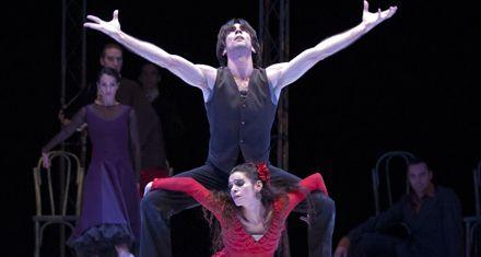 El Ballet del Teatro Colón presenta esta noche Carmen de Bizet en El Círculo