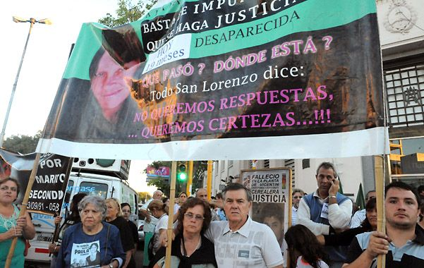 La familia Perassi y su incansable lucha para exigir Justicia por su hija Paula